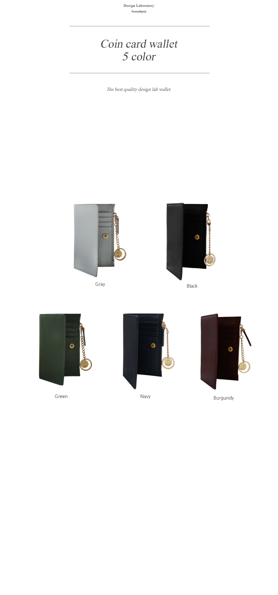 dlab Constellation keyring wallet
