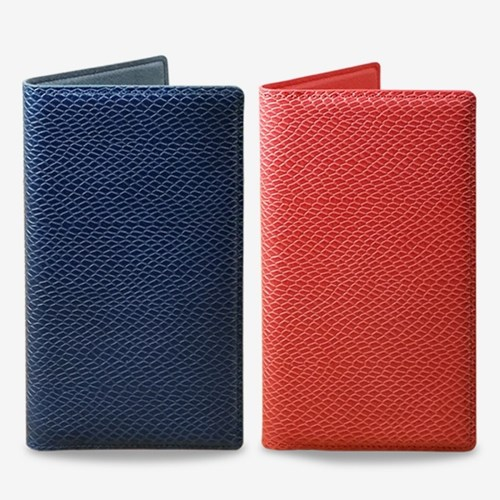 D.LAB Lizard leather passport case - 2 color - 디랩 D.LAB