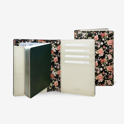 D.LAB YJ passport wallet- 4 type - 디랩 D.LAB