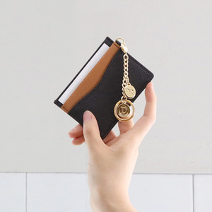 D.LAB K3 Simple Card Wallet - 6 Color - 디랩 D.LAB