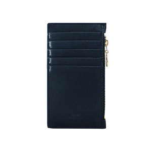 D.LAB Gato zipper wallet - Navy - 디랩 D.LAB